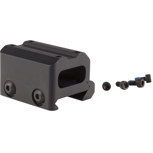 Trijicon MRO Full Co-Witness Mount Adapter (Matte Black)