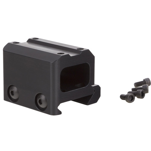 Trijicon MRO Lower 1/3 Co-Witness Mount Adapter (Matte Black)