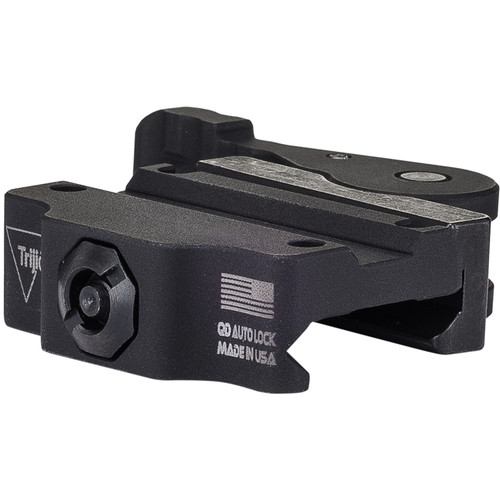 Trijicon MRO Levered Quick Release Low Mount (Matte Black)