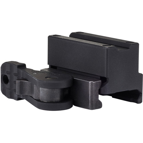Trijicon MRO Levered Quick Release Full Co-Witness Mount (Matte Black)