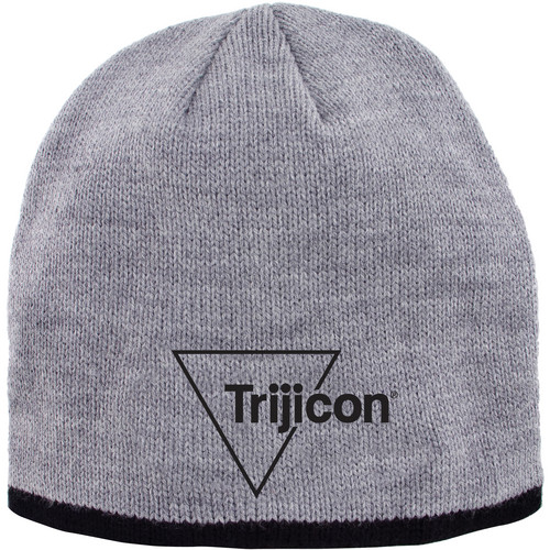 Trijicon Beanie Cap with Trijicon Logo (Gray)