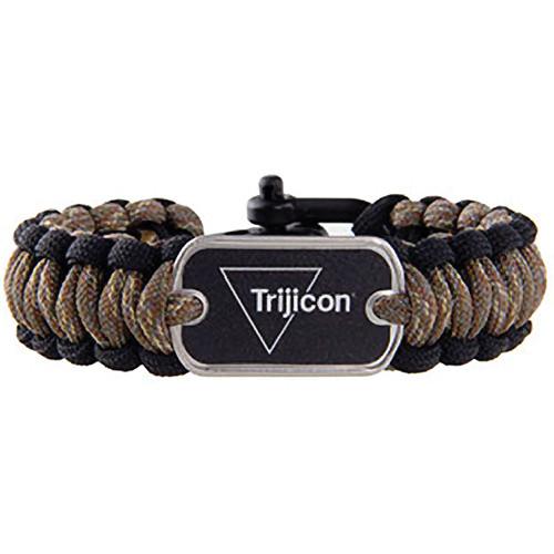 Trijicon Paracord Survival Bracelet with Trijicon Logo
