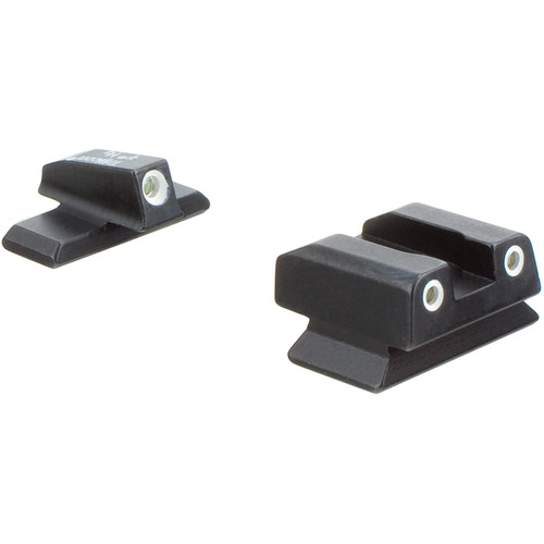 Trijicon Bright & Tough Night Sight for Beretta PX4 Compact (Green Front/Rear Lamps)