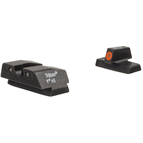 Trijicon Beretta APX HD XR Night Sight Set (Orange Front Disk)