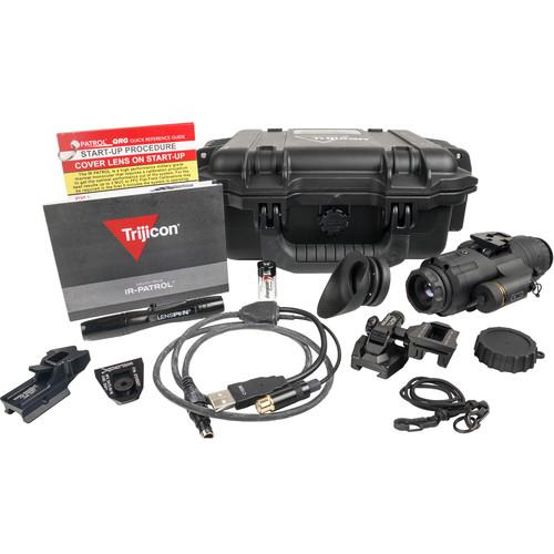 Trijicon Electro-Optics IRMO-250K IR-Patrol 1x19mm f/1.2 Thermal Night Vision Monocular
