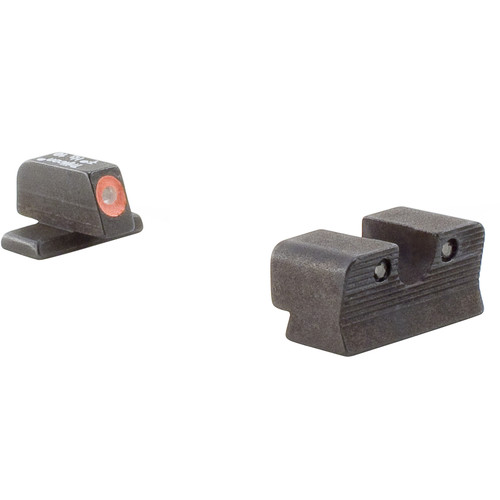 Trijicon FNH HD Night Sight Set (Orange Front Outline)