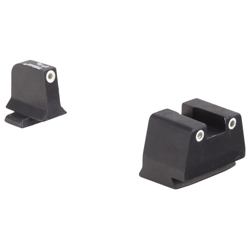 Trijicon FN Bright & Tough Suppressor 3-Dot Night Sight Set (.45 ACP)