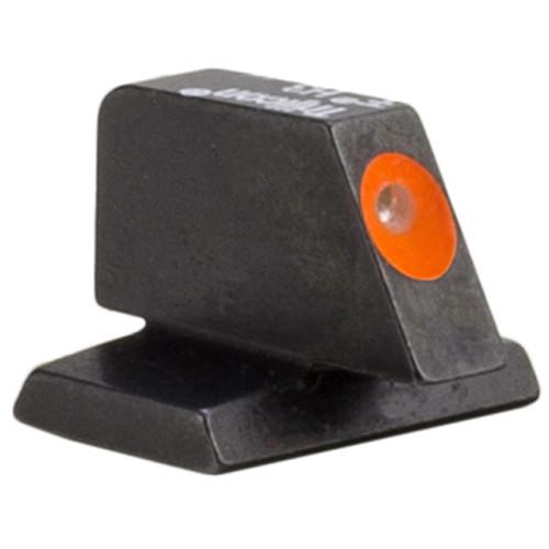 Trijicon HD XR Front Sight for FNH 40 Pistols (Orange Outline Disk, Matte Black)