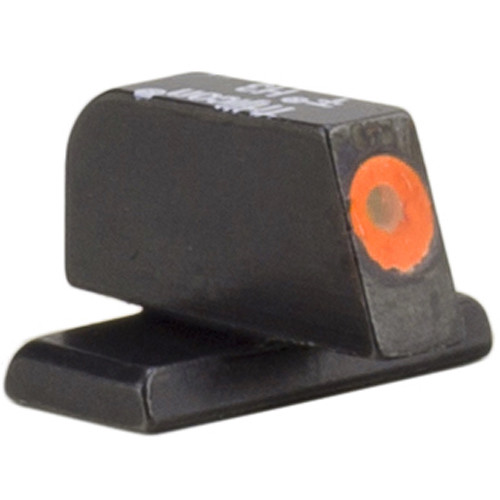 Trijicon HD XR Front Sight for FN509 Pistols (Orange Outline Disk, Matte Black)