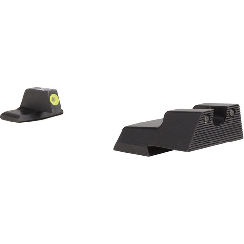 Trijicon H&K HD XR Night Sight Set (Yellow Front Ring)