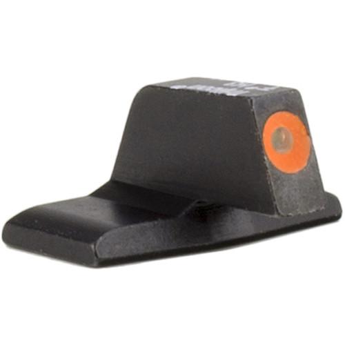 Trijicon HD XR Front Sight for H&K .45C/P30/VP9 Pistols (Orange Outline Disk, Matte Black)