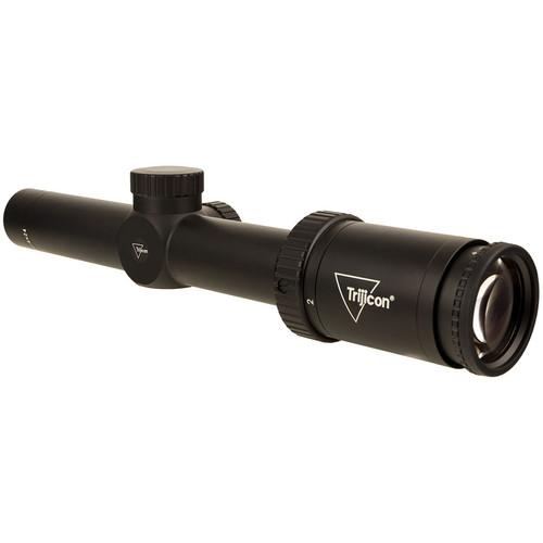 Trijicon 1-4x24 Huron Riflescope (BDC Hunter Holds Reticle)