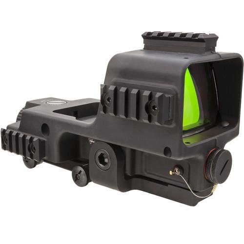 Trijicon MGRS Machine Gun Reflex Sight (3 MOA Red Dot & 35 MOA Segmented Circle Reticle)