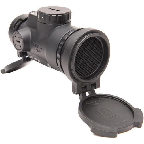 Trijicon 1x25 MRO Patrol Reflex Sight (2 MOA Red Dot Reticle, No Mount)