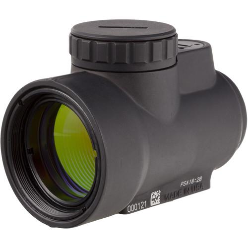 Trijicon 1x25 MRO Reflex Sight (2 MOA Green Dot Reticle, No Mount)