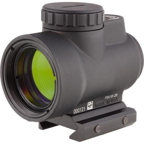 Trijicon 1x25 MRO Reflex Sight (2 MOA Green Dot Reticle, Low Picatinny Mount)