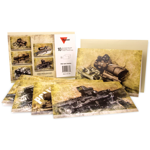 Trijicon Optic Themed Greeting Cards (10-Pack)