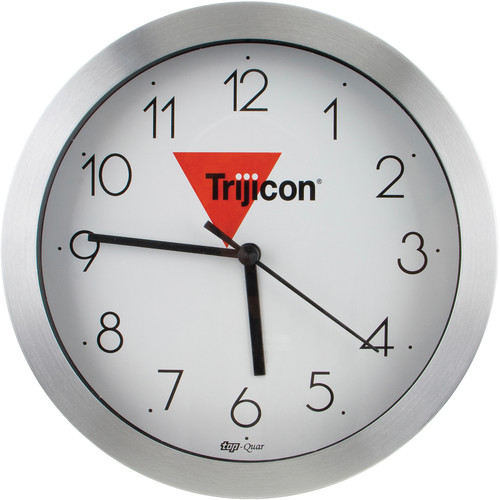 "Trijicon Trijicon 10"" Metal Wall Clock"