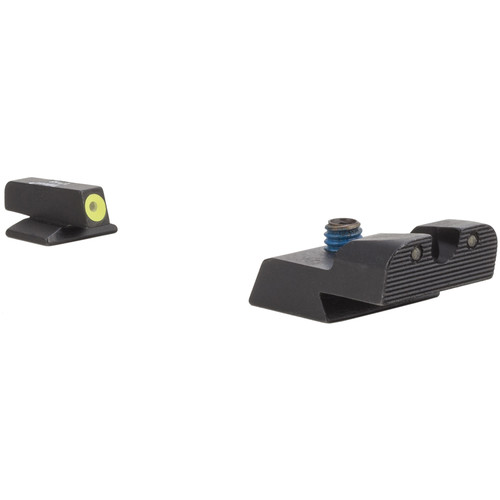 Trijicon Remington HD Night Sight Set (Yellow Front Outline)