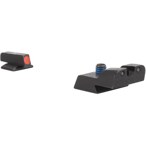 Trijicon Remington HD Night Sight Set (Orange Front Outline)