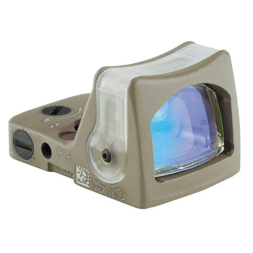 Trijicon RM05 Dual-Illuminated RMR Reflex Sight (9 MOA Amber Reticle, Flat Dark Earth)