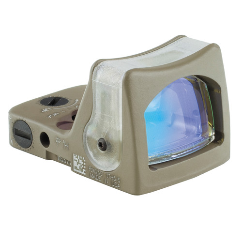 Trijicon RM05 Dual-Illuminated RMR Reflex Sight (9 MOA Green Reticle, Flat Dark Earth)