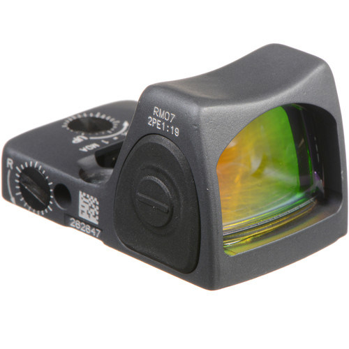Trijicon RM07 RMR Reflex Sight (Sniper Gray)