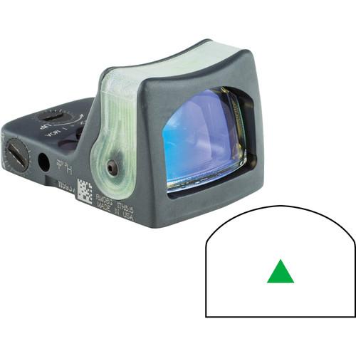 Trijicon RM08 Dual-Illuminated RMR Reflex Sight (Green Reticle, Sniper Gray)