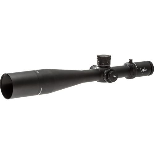 Trijicon 5-50x56 AccuPower Extreme Long-Range Riflescope (Red/Green MOA Crosshair Reticle, Matte Black)