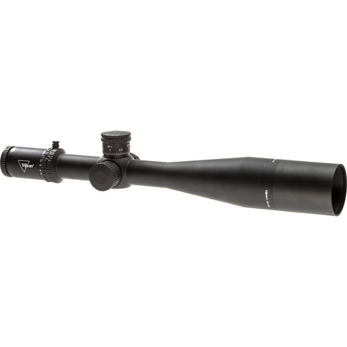 Trijicon 5-50x56 AccuPower Extreme Long-Range Riflescope (Red/Green MRAD Dot Crosshair Reticle, Matte Black)