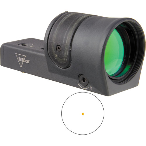 Trijicon RX34 Reflex Sight 4.5 MOA Amber Dot (Sniper Grey)
