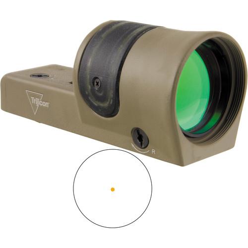 Trijicon RX34 Reflex Sight 4.5 MOA Amber Dot (Flat Dark Earth)