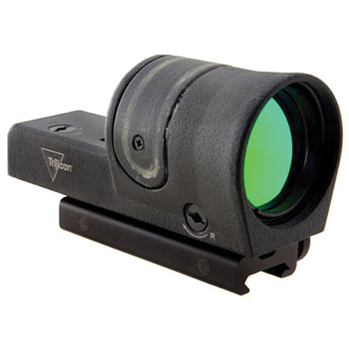 Trijicon 1x42 RX34 Reflex Sight with TA51 Mount (4.5 MOA Green Dot Reticle)