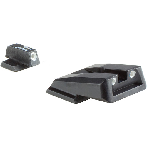 Trijicon Bright & Tough Night Sight for Smith & Wesson Shield .40/9mm (Green Front/Rear Lamps)