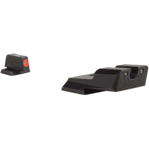Trijicon Smith & Wesson Shield HD XR Night Sight Set (Orange Front Ring)