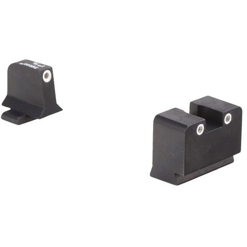 Trijicon Sig Bright & Tough Suppressor 3-Dot Night Sight Set (9mm / .357)