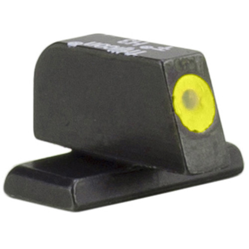 Trijicon HD XR Front Sight for Sig Sauer 9mm/.357 Pistols (Yellow Outline, Matte Black)