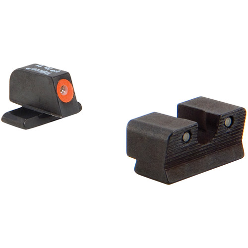Trijicon HD Night Sight for  Springfield XDS Pistol (Orange Front Dot)