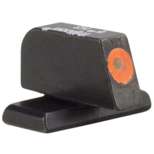 Trijicon HD XR Springfield Front Iron Sight for Springfield Armory Pistols (Orange Outline Disk, Matte Black)