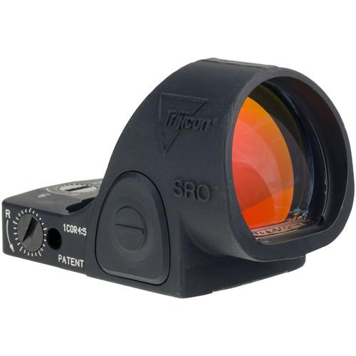 Trijicon SRO Adjustable LED Reflex Sight (2.5 MOA Red Dot)