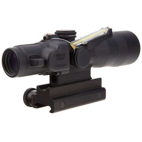 Trijicon 3x30 TA33 ACOG Riflescope (Amber Crosshair .308 Ballistic Reticle)