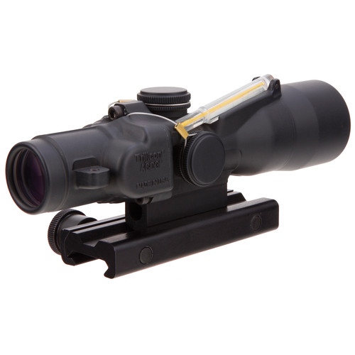 Trijicon 3x30 TA33 ACOG Riflescope (Amber Horseshoe/Dot 7.62x39 Ballistic Reticle)