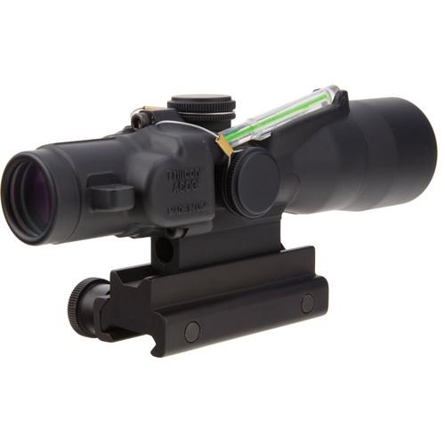 Trijicon 3x30 TA33 ACOG Riflescope (Green Crosshair .223 Ballistic Reticle)