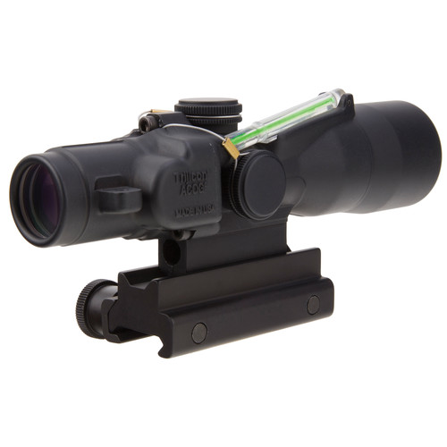 Trijicon 3x30 TA33 ACOG Riflescope (Green Crosshair .308 Ballistic Reticle)