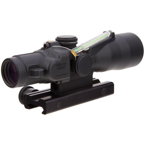 Trijicon 3x30 TA33 ACOG Riflescope (Green Horseshoe/Dot 7.62x39 Ballistic Reticle)