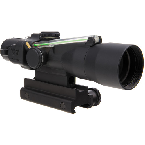 Trijicon 3x30 TA33 ACOG Riflescope (Green Chevron .223 Ballistic Reticle)