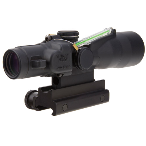 Trijicon 3x30 TA33 ACOG Riflescope (Green Chevron .308 Ballistic Reticle)