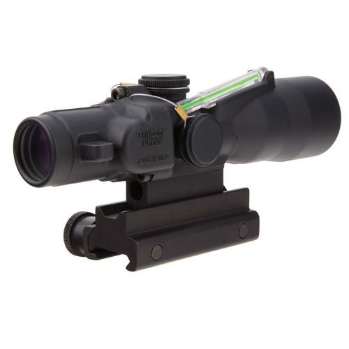 Trijicon 3x30 TA33 ACOG Riflescope (Green Horseshoe/Dot .223 Ballistic Reticle)
