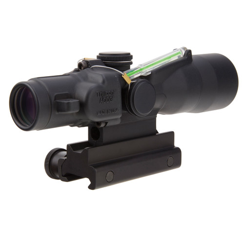 Trijicon 3x30 TA33 ACOG Riflescope (Green Horseshoe/Dot .223 Ballistic Reticle)