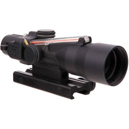 Trijicon 3x30 TA33 ACOG Riflescope (Red Horseshoe/Dot 7.62x39 Ballistic Reticle)